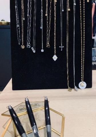 Bijoux - Collier bracelet bague